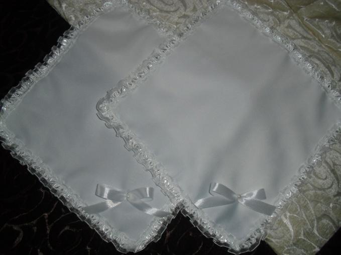 Платочки для венчания своими руками 65