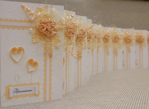 Приглашение на свадьбу своими руками квиллинг - Opalubka-Pekomo.ru